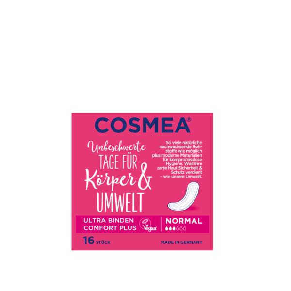 COSMEA_Ultra_Binden_16Stk_normal_MR_cosmea.de
