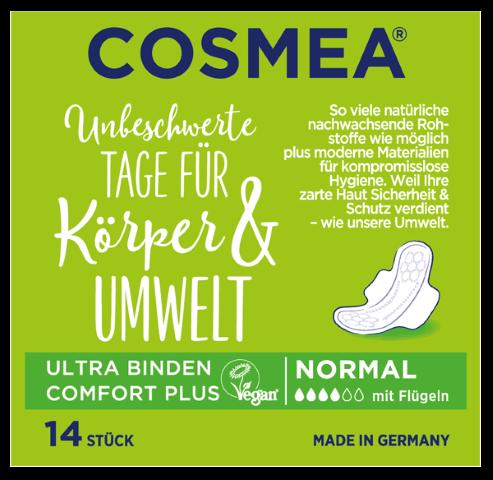 Cosmea_Ultra_Binden_14St_normal-m-Fluegeln_cosmea.de